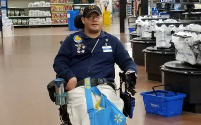 Workers With Disabilities Feel Targeted By Walmart