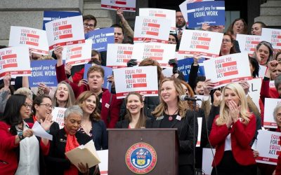 Closing the Gap On Pay Inequity – Colorado's New Equal Pay for Equal Work Law