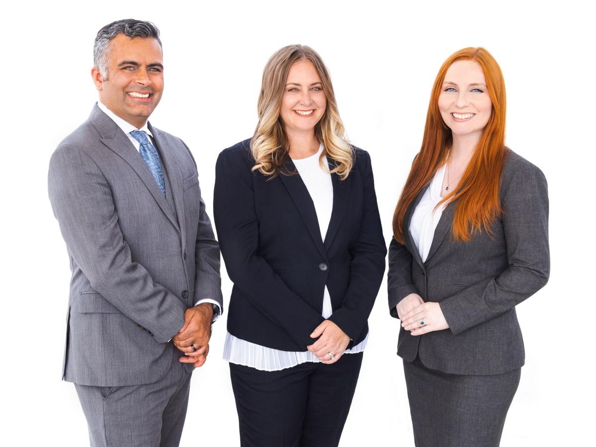 Livelihood Law attorneys : Rachel Ellis, Michelle Gibson, Kiron Kothari